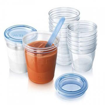 Set Baby Gourmet Avent Philips Via - Pret | Preturi Set Baby Gourmet Avent Philips Via