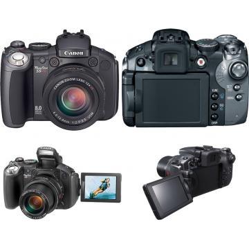 Camera foto digitala Canon PowerShot S5 IS - Pret | Preturi Camera foto digitala Canon PowerShot S5 IS