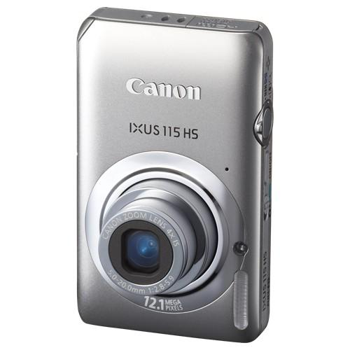 Vand Canon Ixus 115 HS NOU! SIGILAT! - Pret | Preturi Vand Canon Ixus 115 HS NOU! SIGILAT!