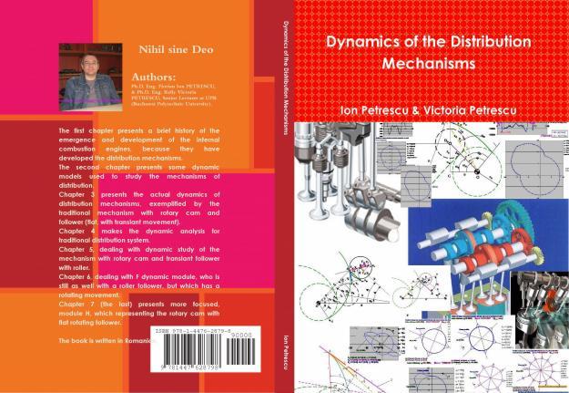 A aparut cartea Dinamica mecanismelor de distributie - Pret | Preturi A aparut cartea Dinamica mecanismelor de distributie