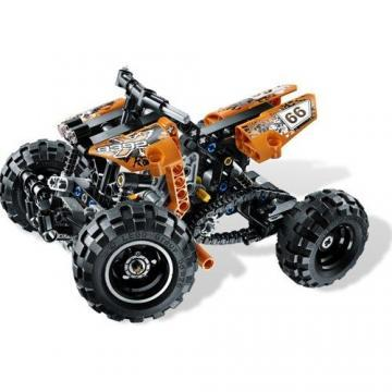 Lego - Technic - Quad Bike 2 in 1 - Pret | Preturi Lego - Technic - Quad Bike 2 in 1