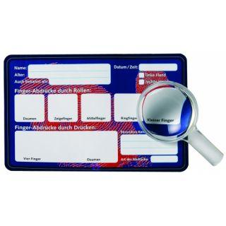 Kit detectiv pentru amprente - Pret | Preturi Kit detectiv pentru amprente