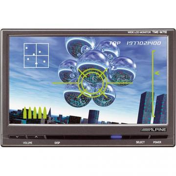 Monitor Alpine TME-M710 - Pret | Preturi Monitor Alpine TME-M710