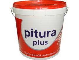 Vopsea lavabila pentru interior Pitura Plus 15 l - Pret | Preturi Vopsea lavabila pentru interior Pitura Plus 15 l