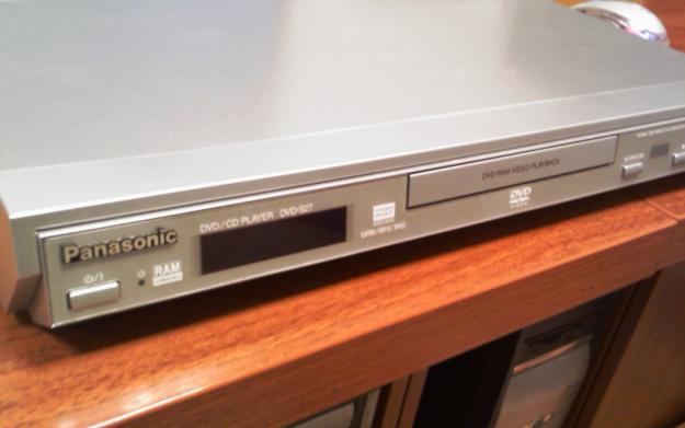 DVD Panasonic S27 -ram compatible - Pret | Preturi DVD Panasonic S27 -ram compatible
