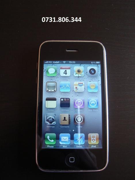 Iphone 3G 16Gb Impecabil, super pret - Pret | Preturi Iphone 3G 16Gb Impecabil, super pret