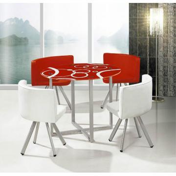 Masa rotunda cu scaune - Pret   Preturi Masa rotunda cu scaune