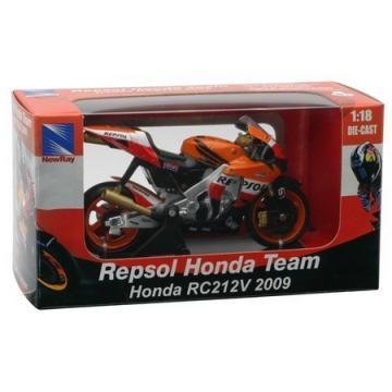 New Ray Motocicleta Repsol Honda 1 la 18 - Pret | Preturi New Ray Motocicleta Repsol Honda 1 la 18
