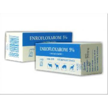 Medicament Antimicrobian uz veterinar Enrofloxarom 5% - Pret | Preturi Medicament Antimicrobian uz veterinar Enrofloxarom 5%