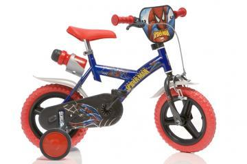 Dino Bikes - BICICLETA 123 GL - SPIDERMAN - Pret | Preturi Dino Bikes - BICICLETA 123 GL - SPIDERMAN