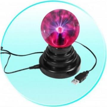 Gadget Lampa plasma USB - Pret | Preturi Gadget Lampa plasma USB