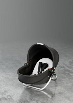 Recaro - Landou Topline Microfibre Black/Silver - Pret | Preturi Recaro - Landou Topline Microfibre Black/Silver