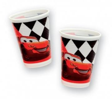 Cars Red  - Pahare Plastic, 200 ml (10 buc.) - Pret | Preturi Cars Red  - Pahare Plastic, 200 ml (10 buc.)