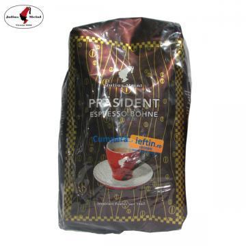 Cafea boabe Julius Meinl Prasident Espresso 500g - Pret | Preturi Cafea boabe Julius Meinl Prasident Espresso 500g
