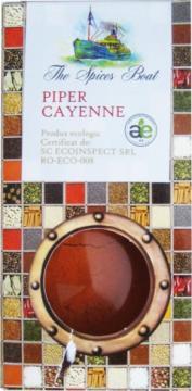 Condiment bio - piper Cayenne - Pret | Preturi Condiment bio - piper Cayenne