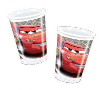 Cars Piston Cup - Pahare Plastic, 200 ml (10 buc.) - Pret | Preturi Cars Piston Cup - Pahare Plastic, 200 ml (10 buc.)