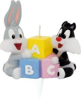 Lumanare 3D cu Baby Looney Tunes Happy - Pret | Preturi Lumanare 3D cu Baby Looney Tunes Happy