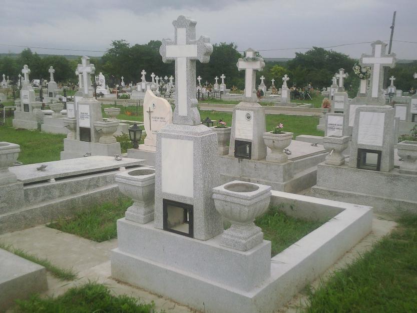 Monumente funerare Constanta