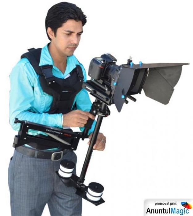 Steadycam Flowpod, Wieldy, Flycam, Glidecam. Orice model - Pret | Preturi Steadycam Flowpod, Wieldy, Flycam, Glidecam. Orice model