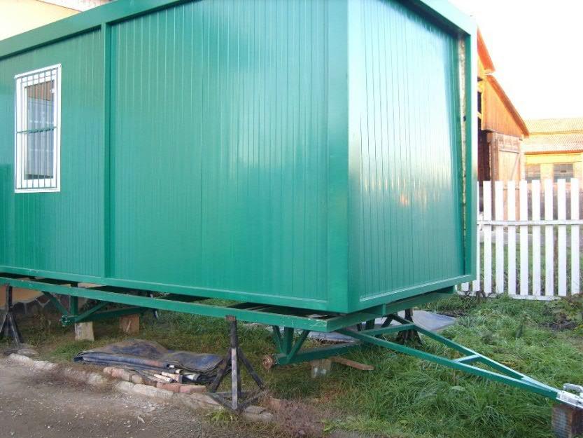 rulota comerciala , rulota container - Pret | Preturi rulota comerciala , rulota container