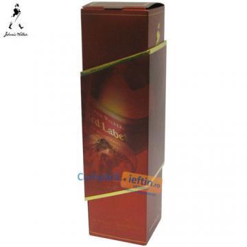 Scotch Whisky 40% Johnnie Walker Red Label cutie carton 0.7 L - Pret | Preturi Scotch Whisky 40% Johnnie Walker Red Label cutie carton 0.7 L