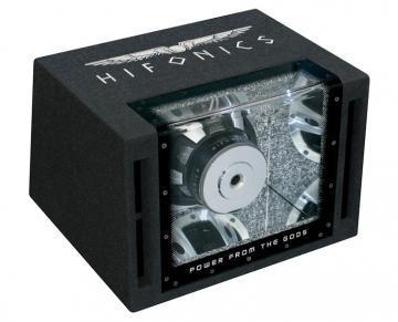 Hifonics Zeus ZXI12BP Subwoofer In Incinta 500W RMS - Pret | Preturi Hifonics Zeus ZXI12BP Subwoofer In Incinta 500W RMS