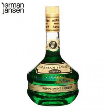 Liqueur Herman Jansen Peppermint 25%  0.7L - Pret | Preturi Liqueur Herman Jansen Peppermint 25%  0.7L