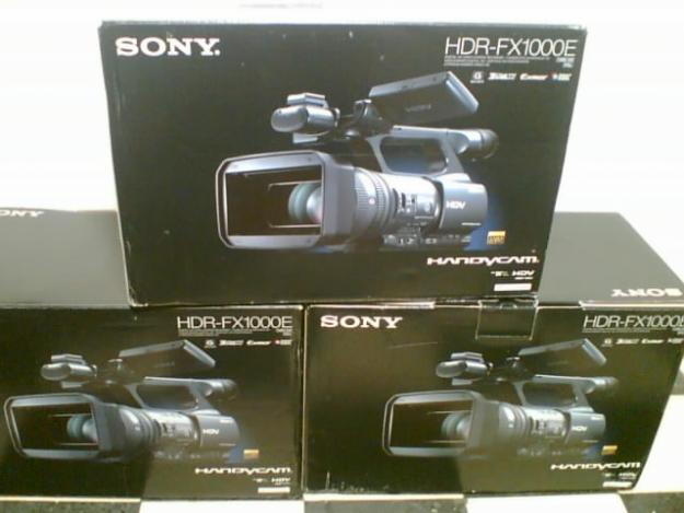 Videocamere Sony HDR-FX1000=2550eur! Sony HDR-FX1000! Sony HDR-FX1000! Sony HDR-FX1000! - Pret   Preturi Videocamere Sony HDR-FX1000=2550eur! Sony HDR-FX1000! Sony HDR-FX1000! Sony HDR-FX1000!