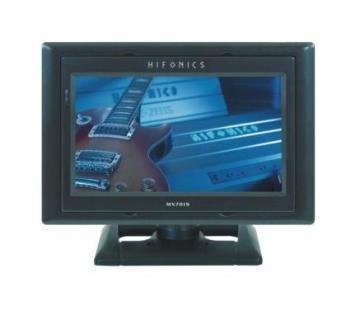 Hifonics MX701S LCD Rear Monitor - Pret   Preturi Hifonics MX701S LCD Rear Monitor