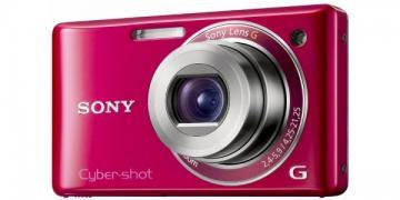 Cyber-shot W380 Red 14.1MP - Pret | Preturi Cyber-shot W380 Red 14.1MP
