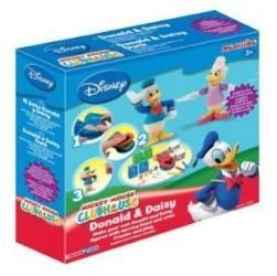Donald & Daisy - pasta modelatoare Modellino - Pret | Preturi Donald & Daisy - pasta modelatoare Modellino