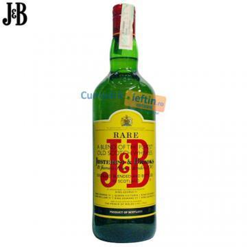 Scotch Whisky 40% J&B Rare 1 L - Pret | Preturi Scotch Whisky 40% J&B Rare 1 L