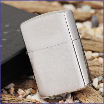 Bricheta Zippo Armor Brushed Chrome - Pret | Preturi Bricheta Zippo Armor Brushed Chrome