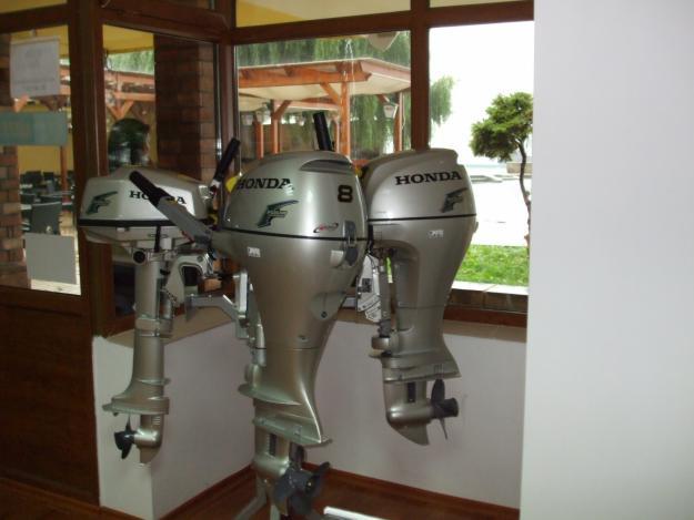 MOTOR DE BARCA HONDA 5 CP, CIZMA LUNGA - Pret | Preturi MOTOR DE BARCA HONDA 5 CP, CIZMA LUNGA