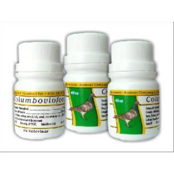 Medicament Antiparazitar Columboviofort - Pret | Preturi Medicament Antiparazitar Columboviofort