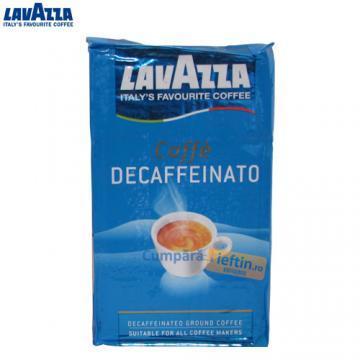 Cafea macinata Lavazza Decaffeinato 250g - Pret | Preturi Cafea macinata Lavazza Decaffeinato 250g
