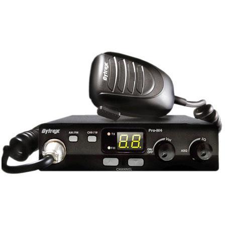 Statie radio Bytrex Pro-M4 cu Squelch Automat - Pret | Preturi Statie radio Bytrex Pro-M4 cu Squelch Automat