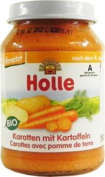 Meniu piure bio morcovi - cartofi - Pret | Preturi Meniu piure bio morcovi - cartofi
