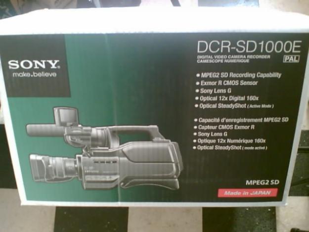 Videocamere Profesionale: Sony MC1500, Sony HD1000, Panasonic MDH1, Panasonic HMC81. - Pret | Preturi Videocamere Profesionale: Sony MC1500, Sony HD1000, Panasonic MDH1, Panasonic HMC81.