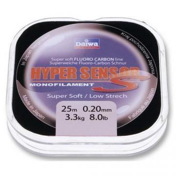 Fir DAIWA fluorocarbon HYPER SENSOR 0.20 mm - Pret | Preturi Fir DAIWA fluorocarbon HYPER SENSOR 0.20 mm