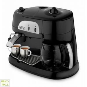 Aparat de cafea Combi DeLonghi BCO 130 - Pret | Preturi Aparat de cafea Combi DeLonghi BCO 130