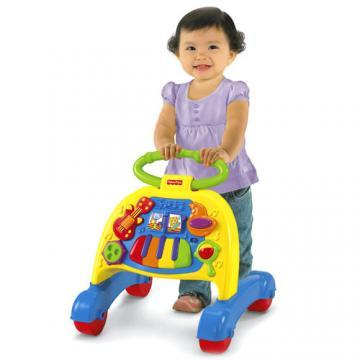 PREMERGATOR 2 IN 1 MUSICAL WALKER FISHER PRICE - Pret | Preturi PREMERGATOR 2 IN 1 MUSICAL WALKER FISHER PRICE