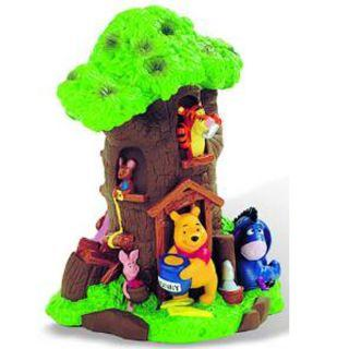 Pusculita Pooh Treehouse - Pret | Preturi Pusculita Pooh Treehouse