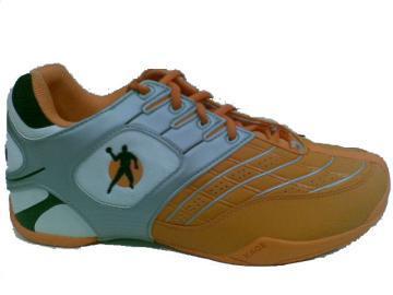 Pantofi sport handbal KEMPA ( portocaliu ) - Pret   Preturi Pantofi sport handbal KEMPA ( portocaliu )