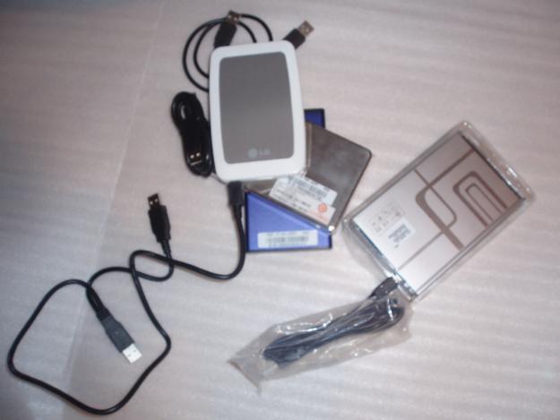 HDD EXTERNE MINI USB 2.0 250 GB 320 GB - Pret | Preturi HDD EXTERNE MINI USB 2.0 250 GB 320 GB