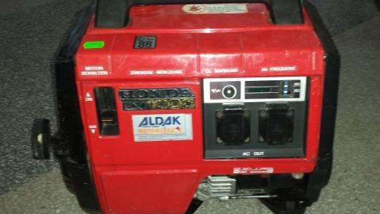Vand generator honda pret oferta for Ef600 yamaha generator