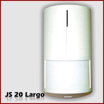 Detector de miscare PIR Jablotron JS-20 LARGO - Pret | Preturi Detector de miscare PIR Jablotron JS-20 LARGO