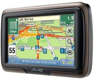 Car Navigator Mio MoovM400, 4.3, 400Mhz - Pret | Preturi Car Navigator Mio MoovM400, 4.3, 400Mhz