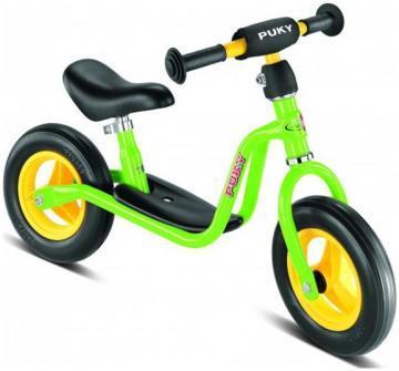 Bicicleta fara pedale - verde - Pret | Preturi Bicicleta fara pedale - verde