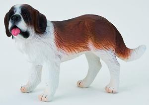 Miniatura Bullyland - Animale domestice - Saint Bernand - Pret | Preturi Miniatura Bullyland - Animale domestice - Saint Bernand
